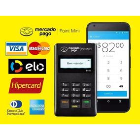 Point Mini - Máquina De Cartões Crédito E Débito - Só Hoje.