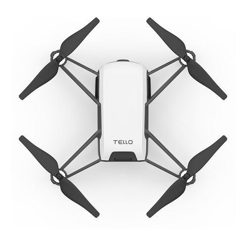 Drone Ryze DJI Tello Boost Combo con cámara HD blanco