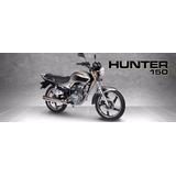 Porta Equipaje Coven Hunter 150 Reforzado En Ruta 3 Motos
