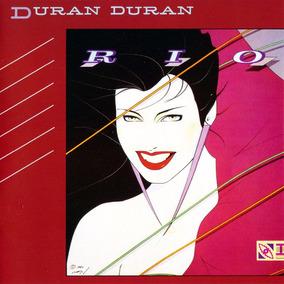 Duran Duran - Rio - Cd Nuevo, Cerrado. Bonus Tracks.