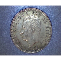 Lucas Col España Moneda 1 Peseta 1980 [80]