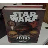 Star Wars Aliens Tales From A... Libro En Ingles Canonico