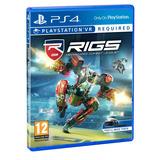 Juegos Vr - Rigs (ps4)