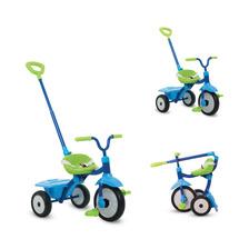 Triciclo Smartrike Folding Fun Lightblue Smart Trike