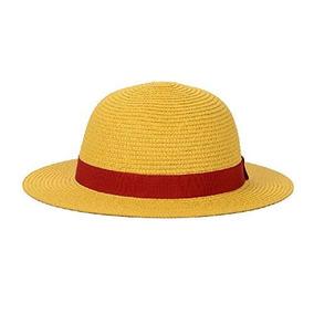 One Piece Cosplay Sombrero De Paja - Ropa y Accesorios en Mercado ... 861c0cfa486