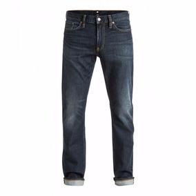 Pantalon Dc Jean Wrk Slim Med Stone