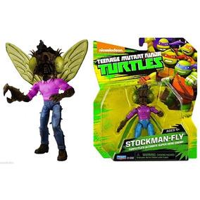Boneco Tartarugas Ninja - Figura De Ação 12cm - Stockman-fly