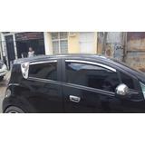 Tejas Cromadas O Deflectores Chevrolet Spark Gt