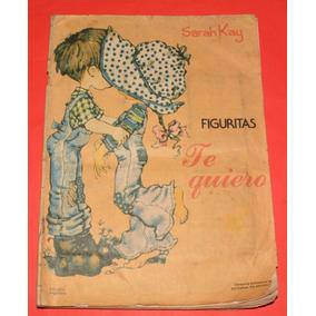 Album Figuritas Sara Kay Faltan 21