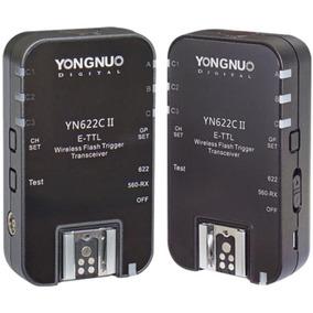 Radio Flash Yongnuo Yn622c Ii Yn622 Ii Yn622 E-ttl Canon