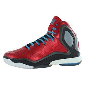 best website b8f10 a8399 Tenis Hombre adidas D Rose 5 Boost Basketball 15 Vellstore