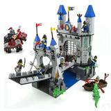 Castillo Tipo Lego 111 Pcs Niño Armar Infantil Juguete 1022