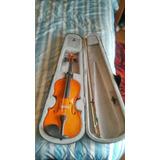 Violin Etinger 3/4 Con Microafinacion