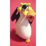 Muñeco Juguete Mc Donalds 2014 Madagascar Usado Sano Ver...