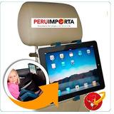Soporte Para Tablet Ipad En Respaldar De Asiento De Auto
