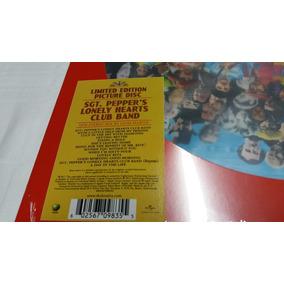 Lp Beatles Sgt. Pepper