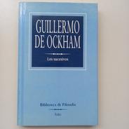 Los Sucesivos Guillermo De Ockham Folio