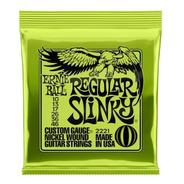 Encordado Guitarra Electrica Regular Slinky Ernie Ball