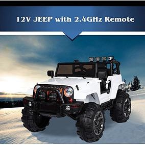 Carro Electrico Juguete Teknum Jeep En Mercado Libre Mexico