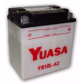 Bateria Yuasa Yb10l-a2 Virago 250/ Gs 500
