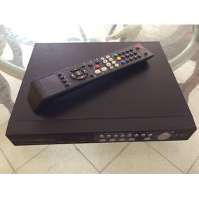 Dvr H.264 Network 8 Canales Vídeo Y Audio Más 1 Dd 1 Tb