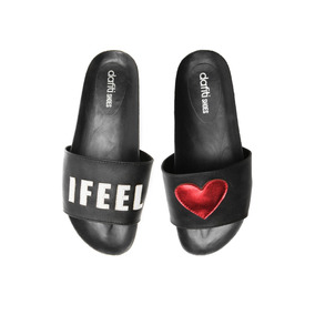 Chinelo Slide Dafiti Shoes