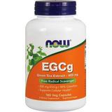 Now Foods Egcg, Extracto De Té Verde, 400 Mg, 180 Vcaps