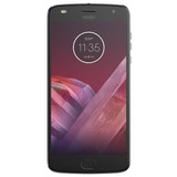 Moto Z2 Play - New Sound Edition Platinum- A Vista 1.490,00