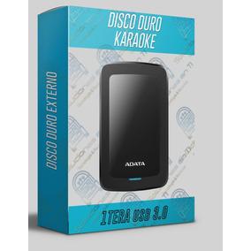 Disco Duro 1tb Karaoke 2018 Master Rockola 30% Desc