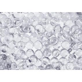 Hidrogel En Perlas Transparentes 200 Gramos Aluzza