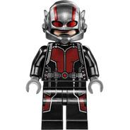 Boneco Homem-formiga Vingadores Compatível Lego Montar