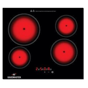 Anafe Electrico Vitroceramico Kacemaster 4 Hornallas Touch