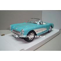 Chevrolet Corvette 1957 - Clasico Convertible - Maisto 1/24