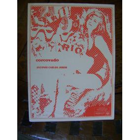 Corcovado Antonio Carlos Jobim Partitura 1963