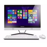 Computador Todo En Uno Lenovo 300-23isu Touch Blanco I3