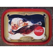 Bandeja Chapa Lata Coca Cola Original