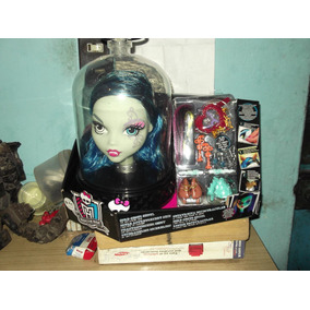 Monster High Styling Cabeza Para Peinar Y Adornar