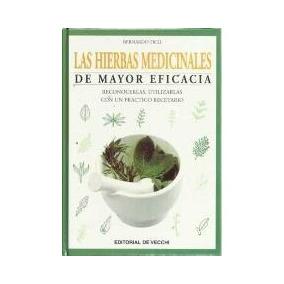 Las Hierbas Medicinales De Mayor Eficacia-ebook-libro-digita