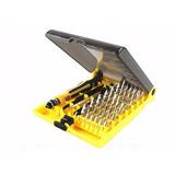 Kit Destornilladores 45 Pcs Para Cedular Laptop Y Mas...