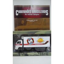 Coleção Caminhões Brasileiros De Outros Tempos Ed. 51