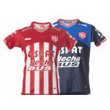 Camiseta De Unión De Santa Fe Titular/suplente Tbs 2017