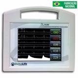 Monitor Multiparamétrico Veterinário Dl900 Delta Life