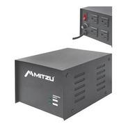 Regulador De Voltaje 4 Entradas Par 09-5010c Mitzu