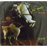 Cd Joan Sebastian En Vivo Cd + Dvd