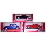 Autos De Colección Kinsmart - Oferta