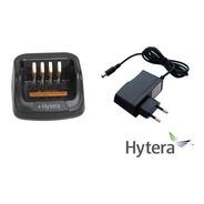 Cargador Base Y Transformador (ps1014),  Para Radios Series Pd4, Pd5, Pd6, Pd7, Pd9,   Hytera  Modelo: Ch10a07