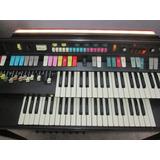 Organo Hammond Aurora,trabajando Muy Bien Y En Buenas Conds