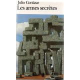 Las Armas Secretas- Julio Cortázar- Folio- En Francés-libros
