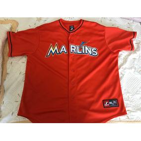 Beisbol Giancarlo Stanton Miami Marlins Jersey