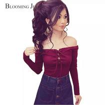 Blusa Sin Hombros Moda Coreana